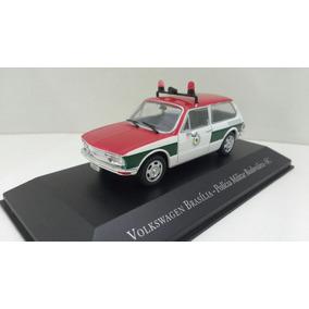 Miniatura Volkswagen- Brasília Polícia Rodoviária - Sc- 1/43