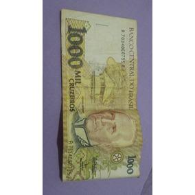 Cédula 1.000 Cruzeiros Candido Rondon