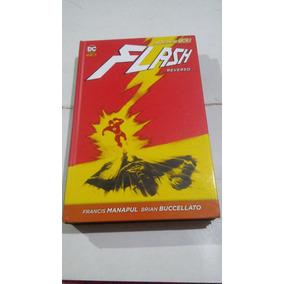 Flash Reverso - Capa Dura - Os Novo 52!