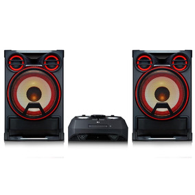 Mini System Lg Xboom Ck99 Usb Mp3 Multi Bluetooth 4100w