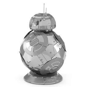 Réplica De Montar Star Wars 3d Metal Model Bb-8 Frete 10$
