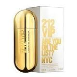 Perfume Locion 212 Vip Mujer 80ml 100% Original Garantizada