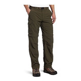 Pantalon De Hombre Cargo Convertible Columbia. (compare Ya)