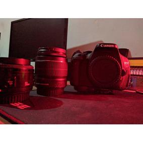 Canon T3i Kit + Brinde