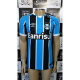 57331859c2 Camisa Grêmio Tricolor Umbro Modelo Fan 10 -pronta Entrega