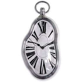 c078979cb53 Relógio Cromado Salvador Dali - Relógios no Mercado Livre Brasil