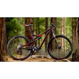 Bicicleta Specialized Camber 29er L Con Doble Suspensión