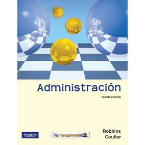 10ed Administración/robbins/coulter