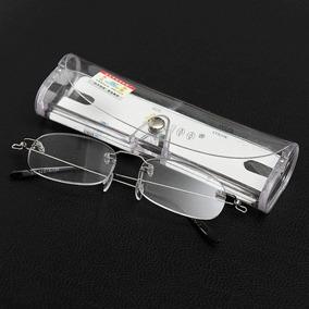 Armação Oculos Aço Inox De Grau - Óculos no Mercado Livre Brasil 8527766173