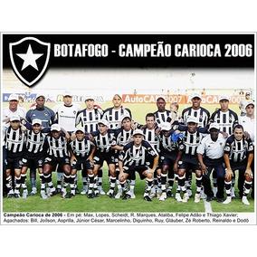 Posters Do Botafogo - Coleções e Comics no Mercado Livre Brasil 7e1ef371ccd6d