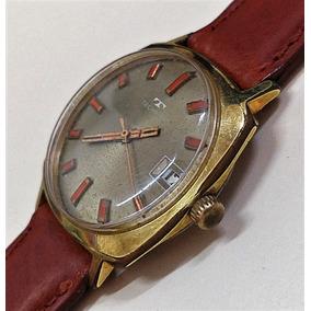 Relogio Technos Antigo Ouro - Relógios, Usado no Mercado Livre Brasil 10195eee22