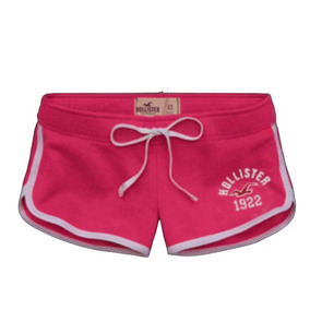 Shorts Feminino Abercrombie Hollister Verão Mini Tam 40