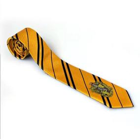 Corbata Harry Potter Gryffindor Hufflepuff Ravenclaw Slyther