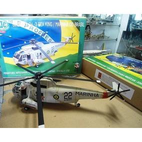 Helicoptero Sea King 1/32 - Marinha Do Brasil - Nae Minas Ge