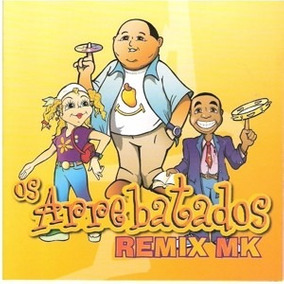 cd completo arrebatados remix