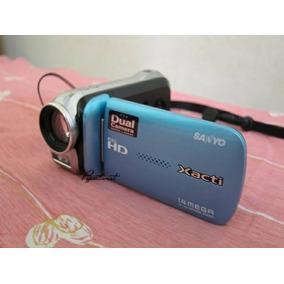 Filmadora Sanyo Xacti Full Hd - Igual Sony, Gopro, Panasonic