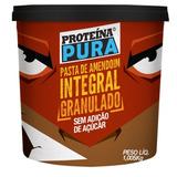 Pasta De Amendoim Integral Granulado Sem Açúcar 1,005kg