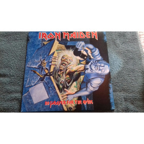 L P Iron Maiden No Prayer For The Dying