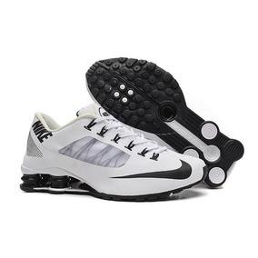 912eaf2b1f5 Nike Shox R4 Preto Original - Calçados