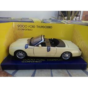 Ford Thunderbird 2000 Escala 1/24, Nuevo Bs40mil