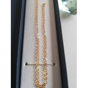 Cadena Oro 14k (ideal Para Xv Años 50cm De Largo)