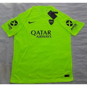 446e97fbf9685 19  p nike Boca Juniors Titular Partido 2018 - Camisetas de Clubes ...