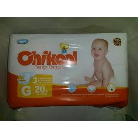 Pañal Chikool Talla G
