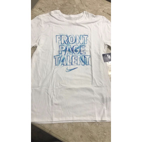 44b7b0a11f75f Camiseta Nike Masculina Front Page Talent