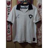 Camisa Retro Do Botafogo Nilton Santos - Futebol no Mercado Livre Brasil 58db91b463cef