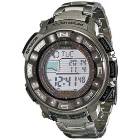 b719dcdfdf1 Casio Protrek Titanium - Relógio Casio Masculino no Mercado Livre Brasil