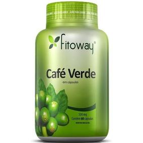 Green Coffe Fitoway - 500mg - 60 Capsulas