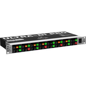 Direct Box Ultra-di Pro Di800 8 Canais Profissional 110v Nf