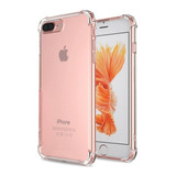 Capinha iPhone 7 Plus / 8 Plus Tpu Anti Impacto Transparente