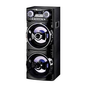 Caixa Amplificada Amvox Aca 1001 - Potência 1000w Rms, Blue