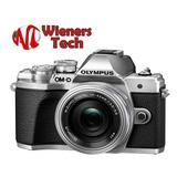 Camara Olympus Om-d E-m10 Mark Iii + 14-42mm Ez 4k Uhd
