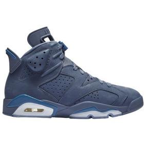 online store f7705 ac090 Nike Jordan Retro 6 Diffused Blue Importación Mariscal