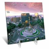 3drose Dc_86856_1 Mexico, Mexico City, Monumento De La Indep