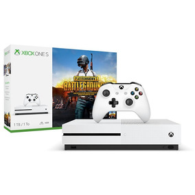 Xbox One S 1tb 4k Battleground, Novo,lacrado+live Gold 12m