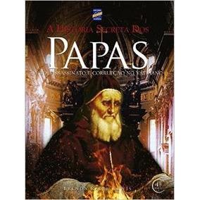 A História Secreta Dos Papas Livro Ralph Lewis Brenda