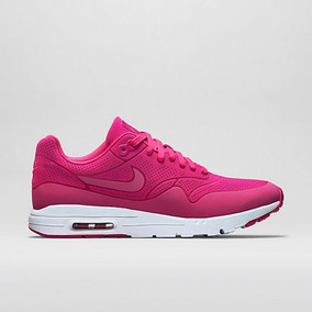 the latest 8c5ea 3ab9b Nike Air Max Ultra Moire Mujer! Pink Rosa - Red. 2 colores