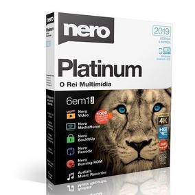 Nero Platinum 2019 - Última Versão Promoção