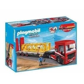 Playmobil Caminhão Trabalhos Pesados 5467 Lacrado - Original