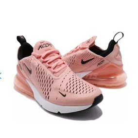 Nike Air Max Gel Bolha 270 Feminino Rosa 2018
