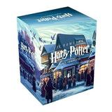 Box Livros - Harry Potter - Série Completa (7 Volumes) Novo