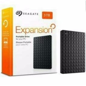 Hd Externo 3tb Seagate Expansion Portatil 2.5 Usb 3.0