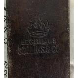 2 Machetes Collins Antiguo Original De 18 Pulgada