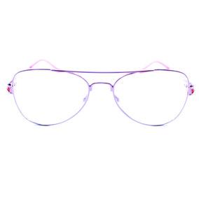 e2f6683d3 Oculos Grau Rosa Guess - Óculos Lilás no Mercado Livre Brasil