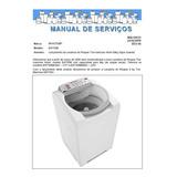Manual Serviço Lavadora Brastemp Ative Tira Manch Bwt09b