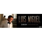 Entrada Concierto Luis Miguel Zona Sombra Este