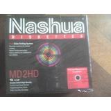 Diskettes 5 1/4 - Nashua - Md2hd - Doble Cara - Alta Dens.
